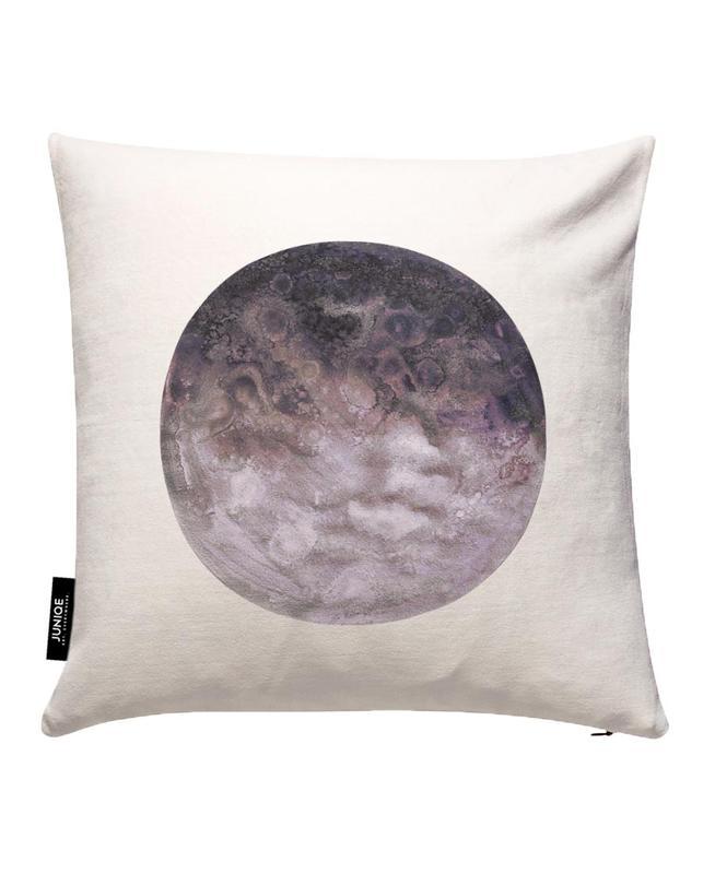 Quaoar lilac gradient Cushion Cover