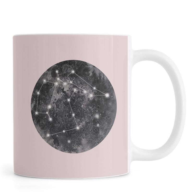 Constellation Pink Mug