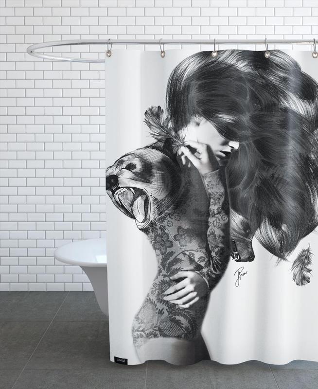 Bear 2 rideau de douche