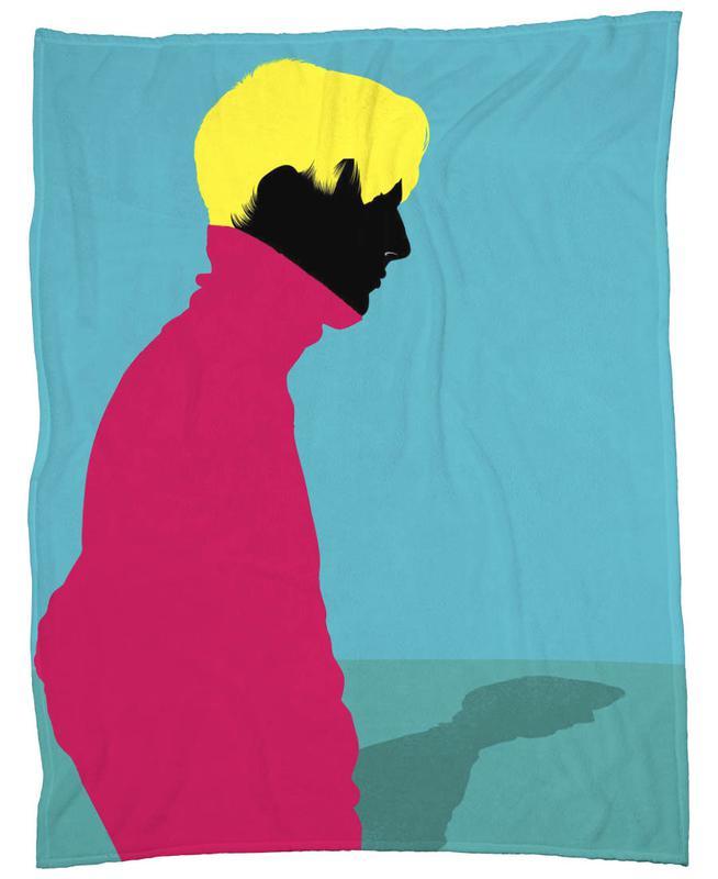 Menswear 1 - Cold Fleece Blanket