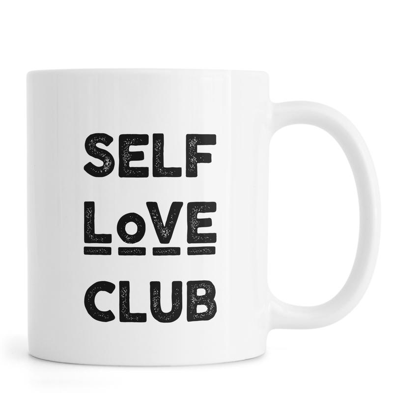Peace Selflove Club Mug