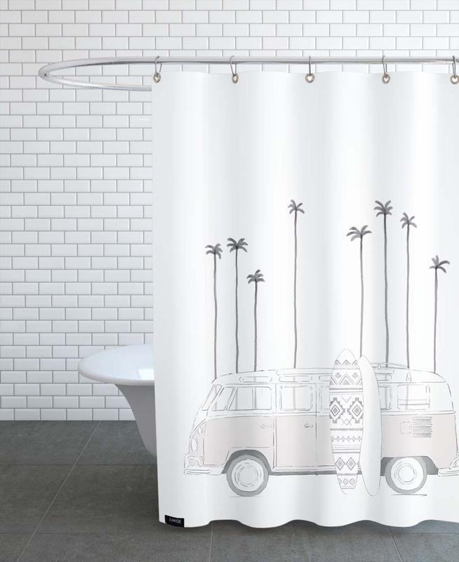 Van Shower Curtain