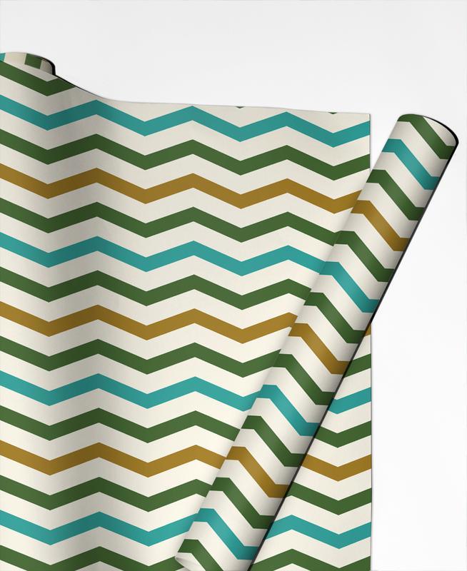 Angel Waves Gift Wrap