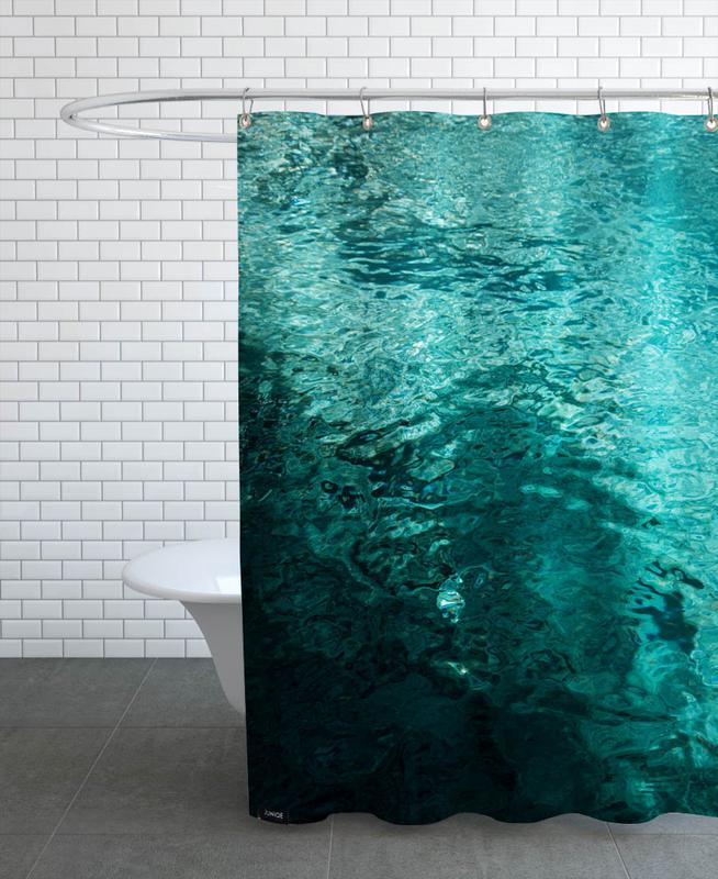 """""""50 Shades of Water"""" Shower Curtain"""
