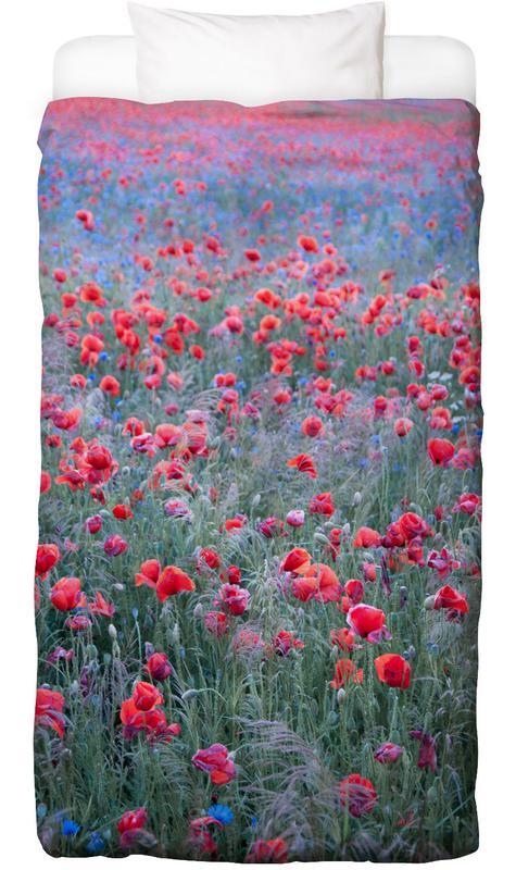 Poppy Seed Heaven -Kinderbettwäsche
