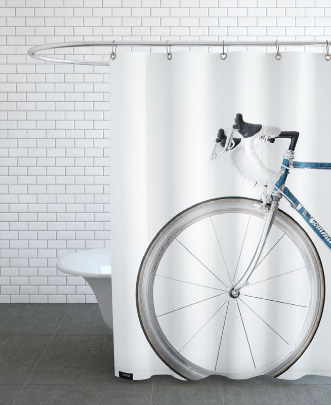 Ride my Bike Shower Curtain