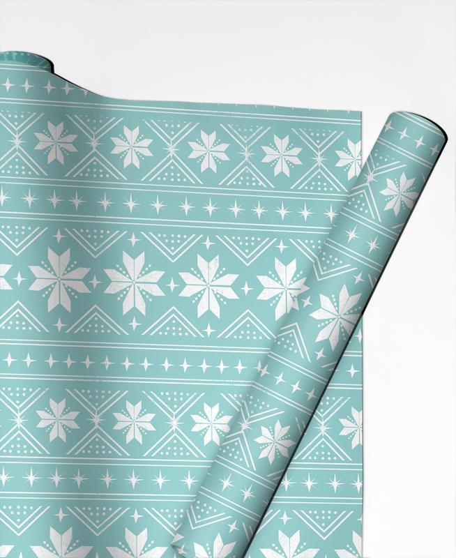Christmas Sweater Gift Wrap