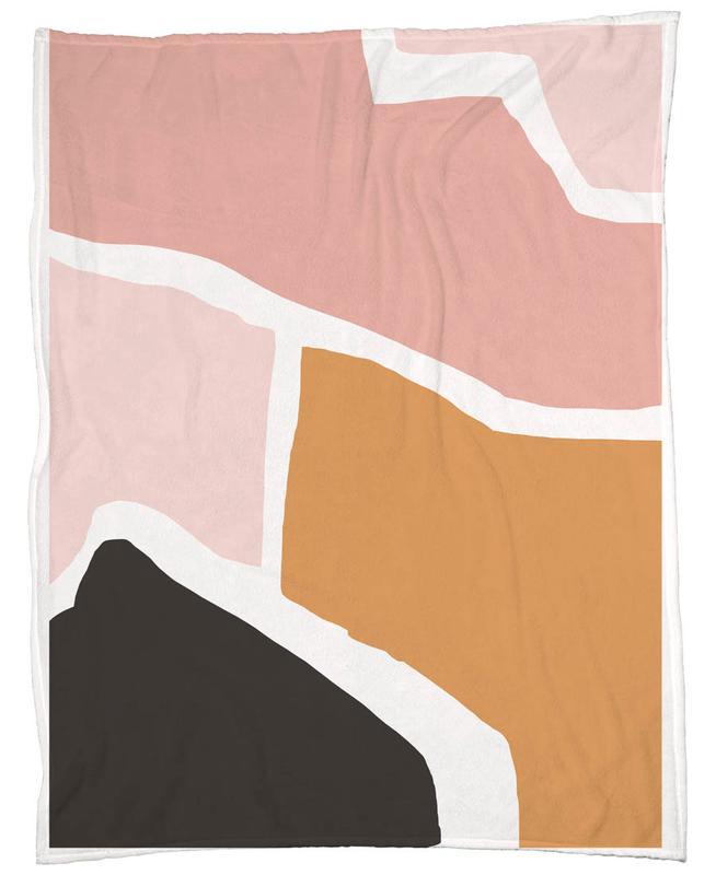 Rheia Fleece Blanket