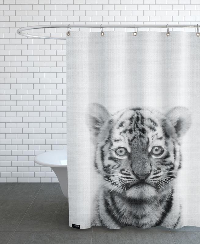 Print 43 Shower Curtain