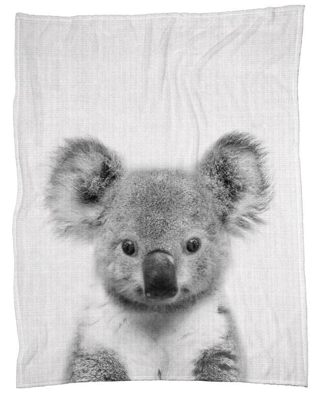 Print 67 Fleece Blanket