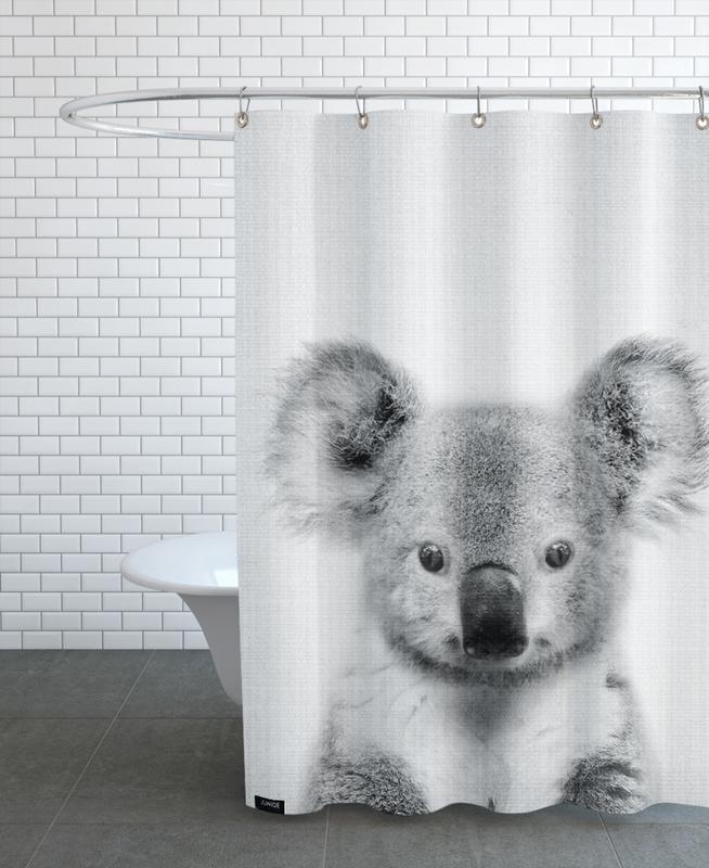 Print 67 Shower Curtain