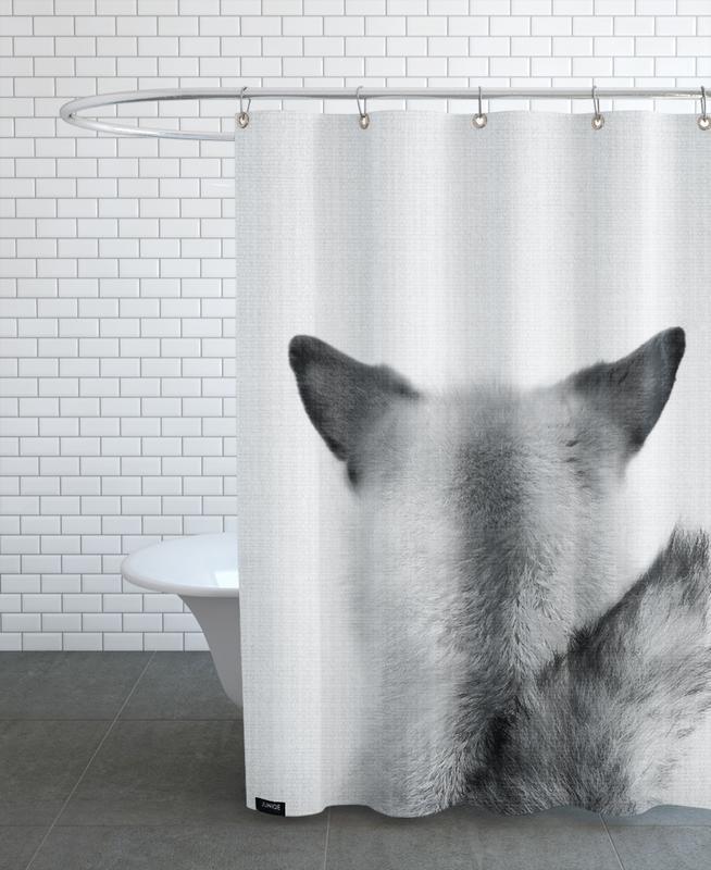 Print 293 Shower Curtain