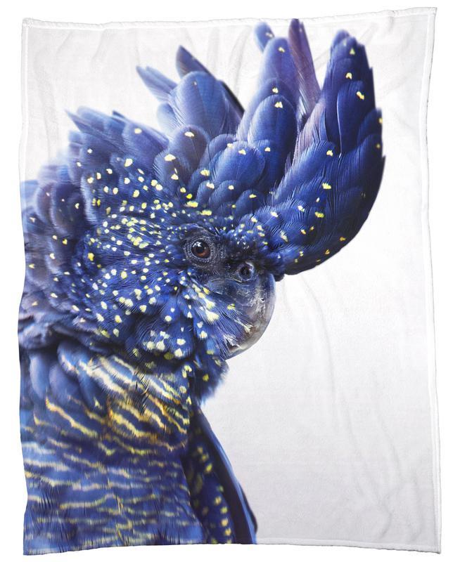 Print 458 Fleece Blanket
