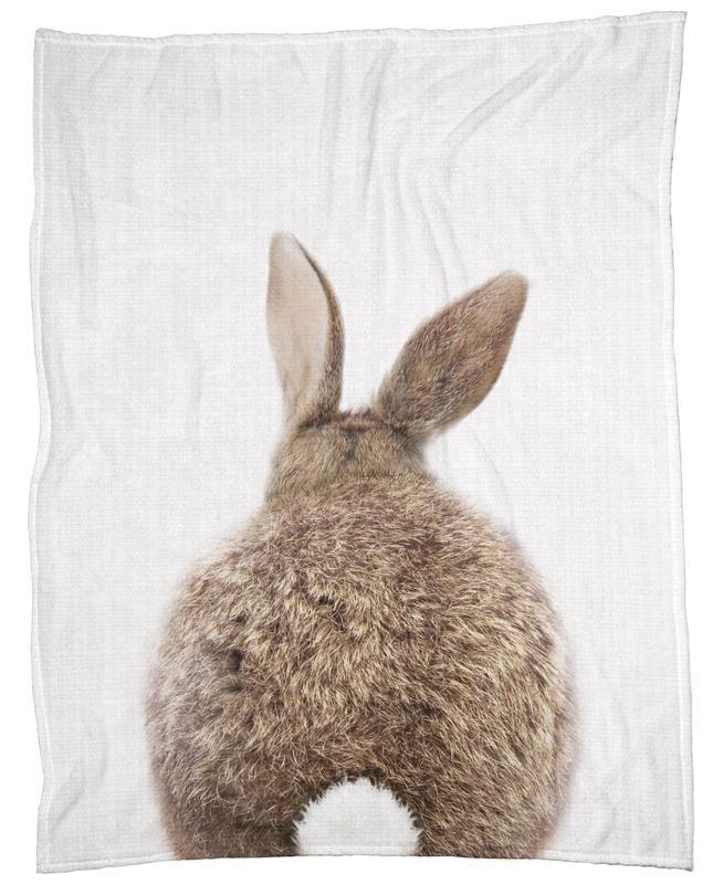 Print 317 Fleece Blanket