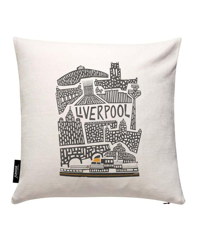 Liverpool Cushion Cover