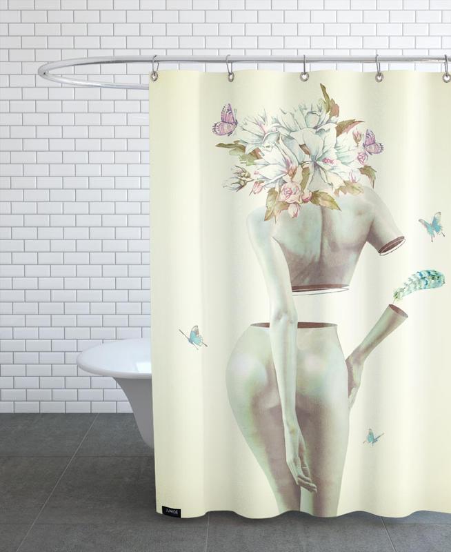 In Control -Duschvorhang