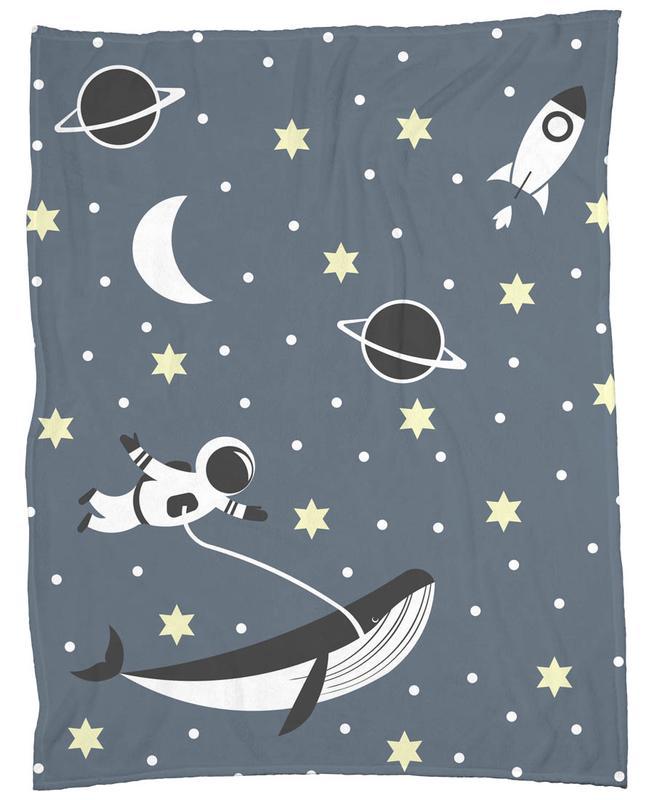 Astronaut plaid