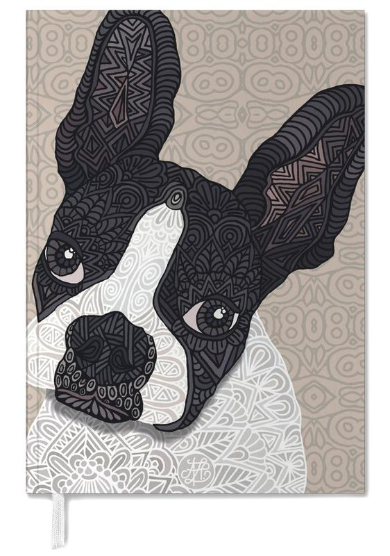 Boston Terrier Personal Planner