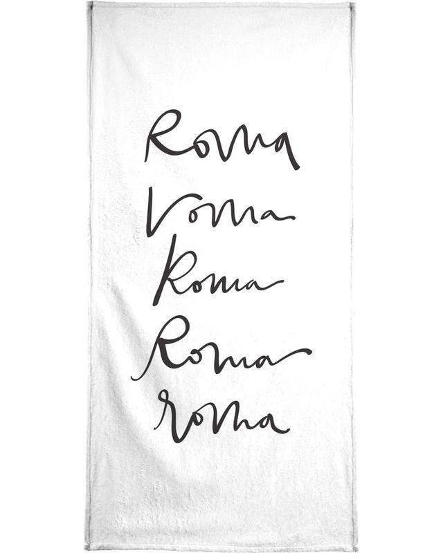 Rome -Handtuch