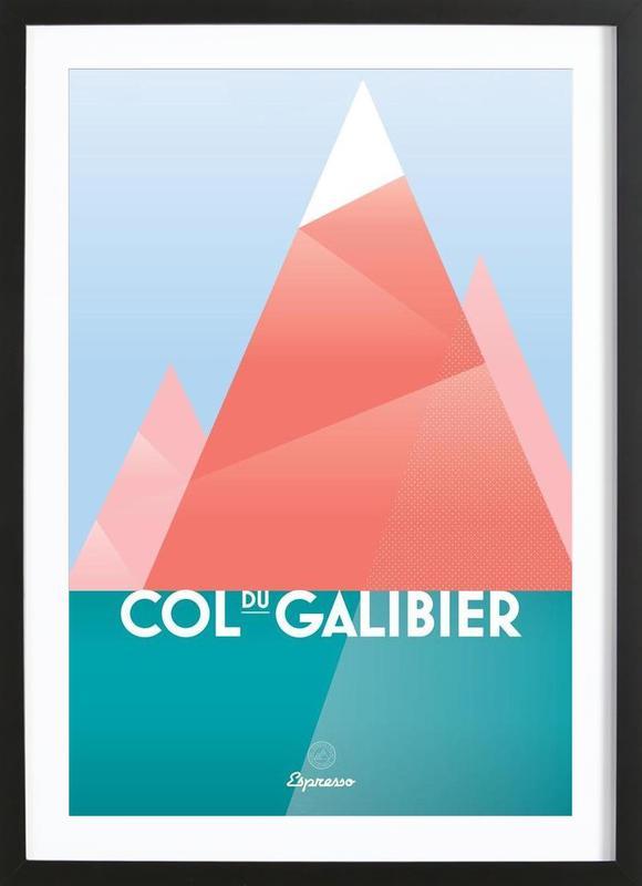 Col du Galibier II Framed Print