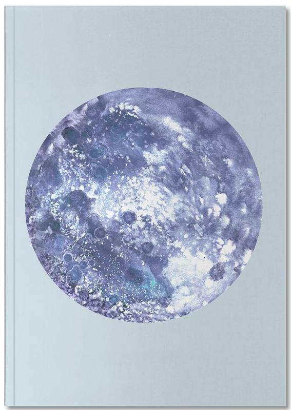 Earth blue Notebook