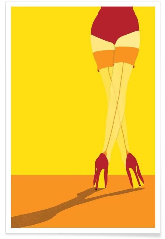 X' Premium Poster | Dekoration > Bilder und Rahmen > Poster | Mehrfarbig