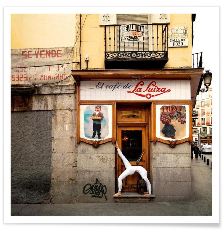 Madrid #10 Poster