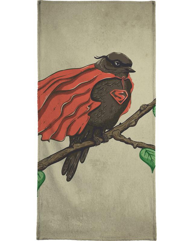 Super Bird Handtuch