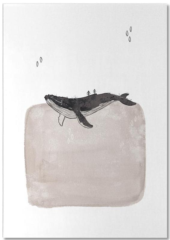 Whale -Notizblock