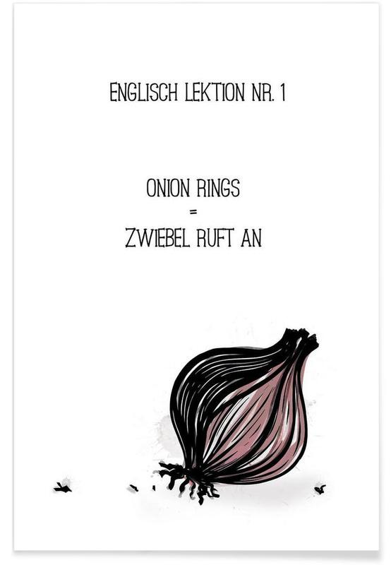 Onion -Poster