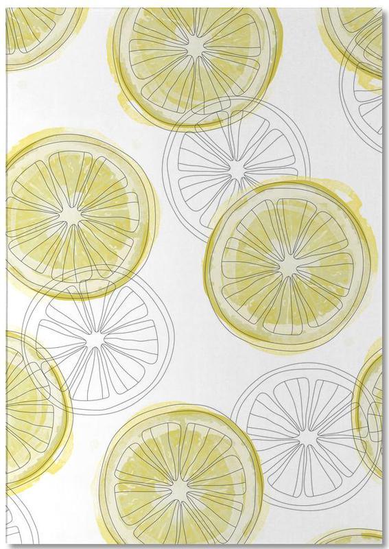 Zitrone Notepad