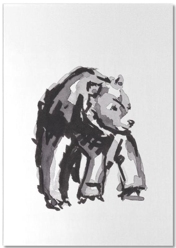 Bear -Notizblock
