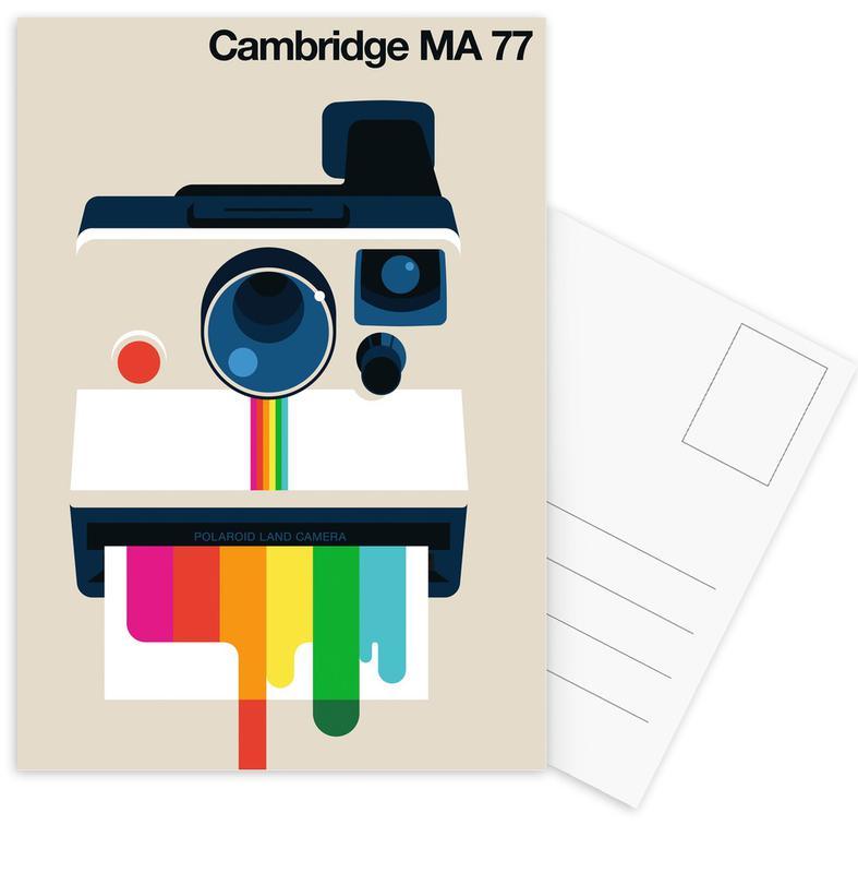 Cambridge 77 Postcard Set