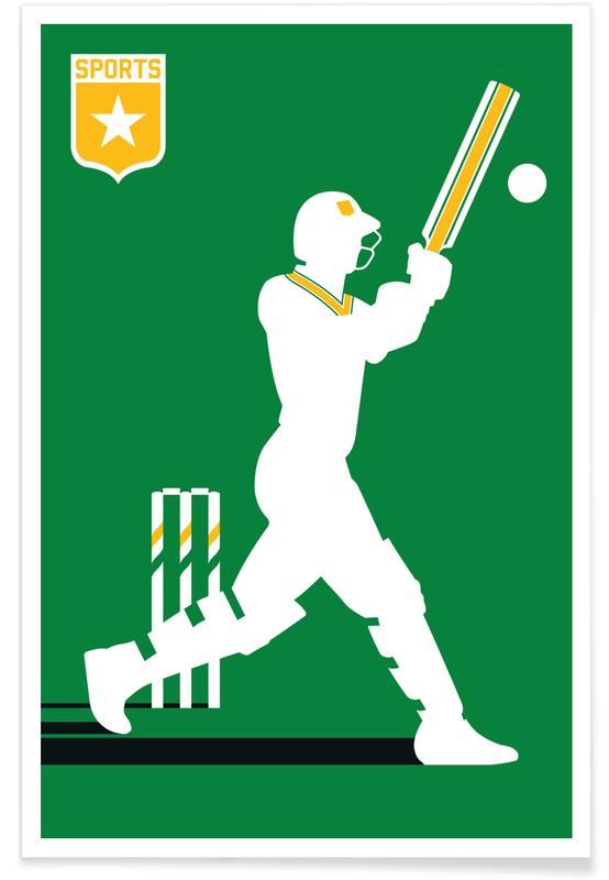Cricket -Poster