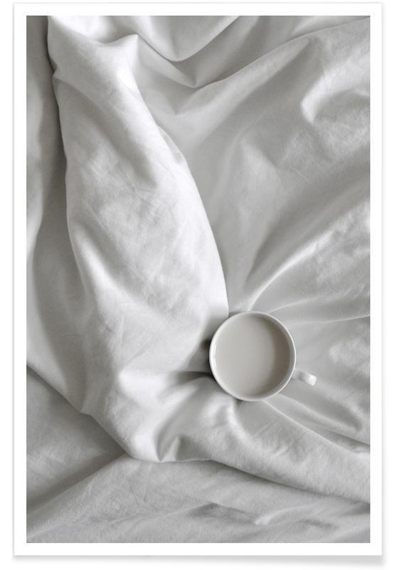 Coffee Time in Bed - You & Me Poster