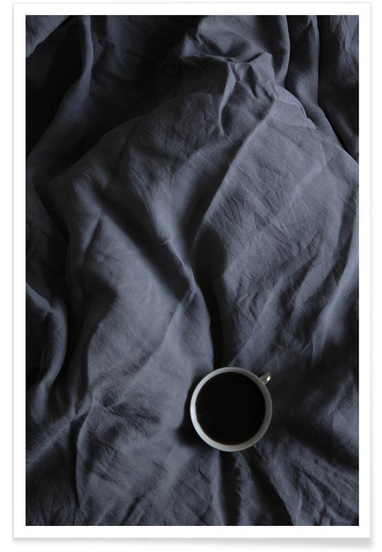 Coffee Time In Bed- Me & You affiche