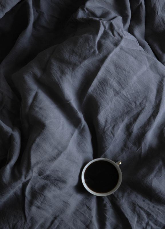 Coffee Time In Bed- Me & You -Leinwandbild