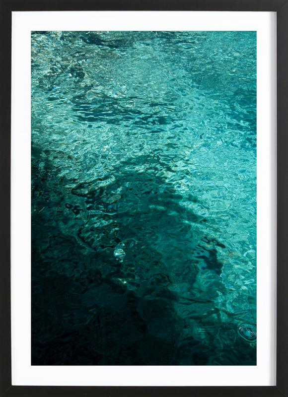 """""""50 Shades of Water"""" Framed Print"""