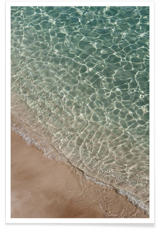 Where Sand and Water Meet Poster