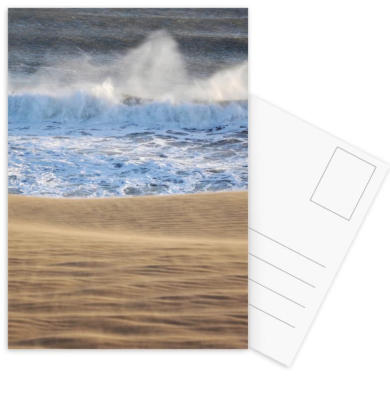 Where Desert Meets Ocean Postcard Set