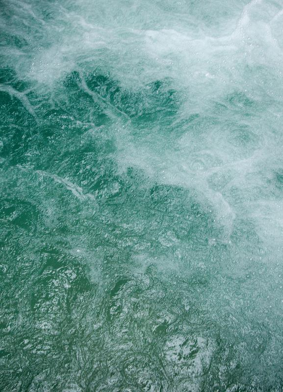 Glacier Water toile