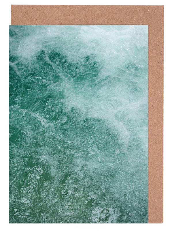Glacier Water Greeting Card Set