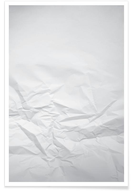 Paper Landscape -Poster