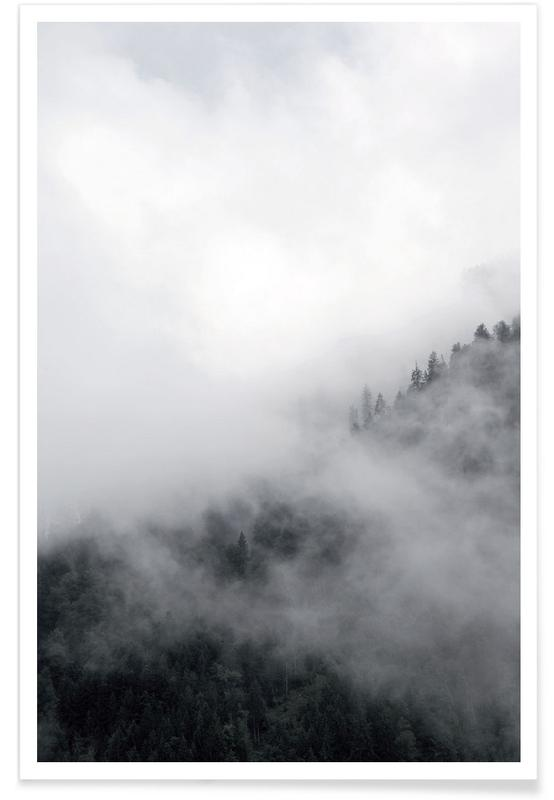 Above Clouds Poster