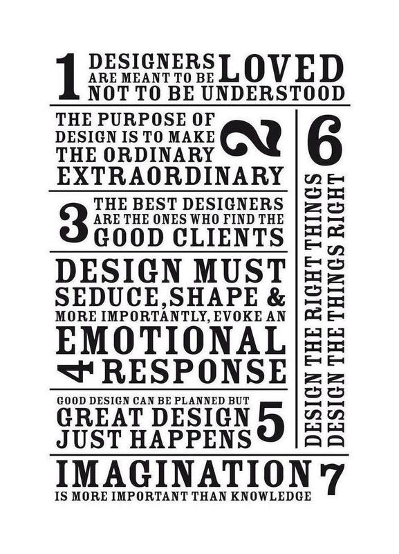 7 Rules -Leinwandbild