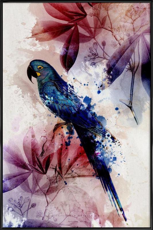 Botanic 2 Framed Poster
