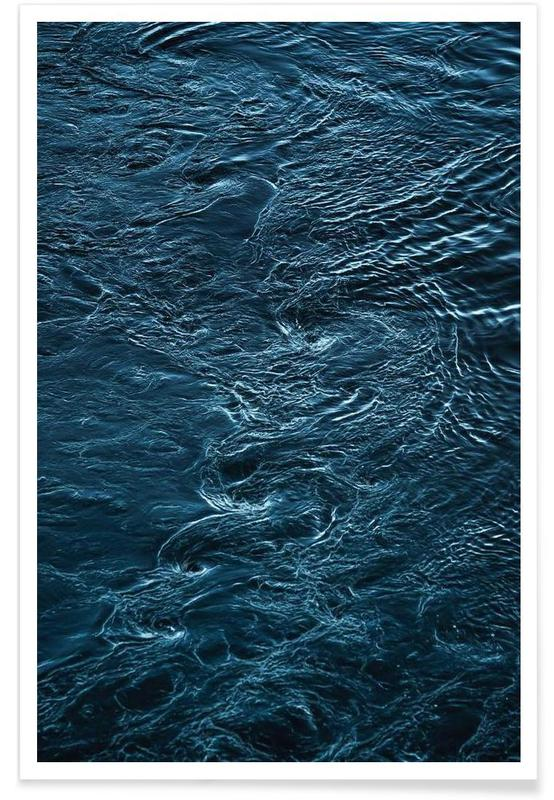 The Waves In Between Poster
