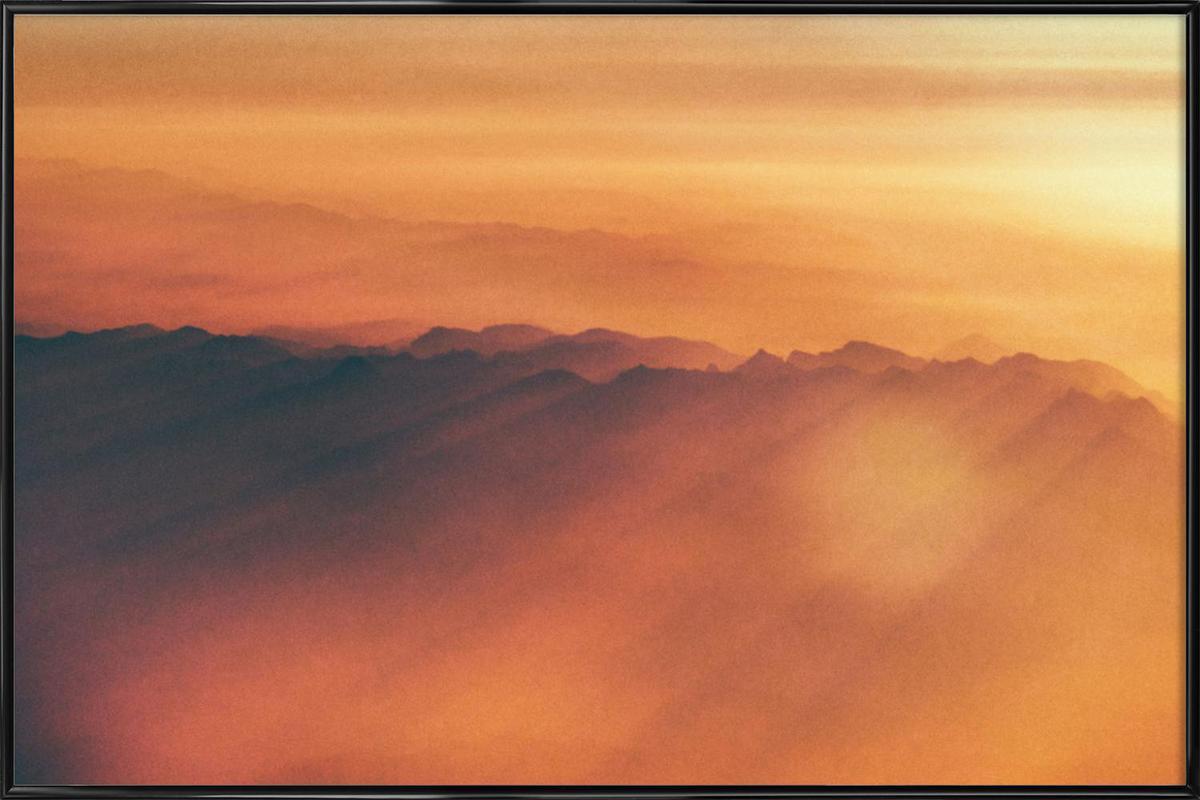 The Morning Framed Poster