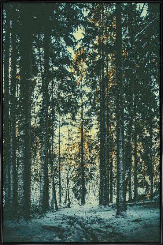 The Pin Framed Poster