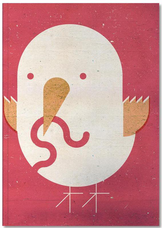 Big Bird Premium Notizbuch